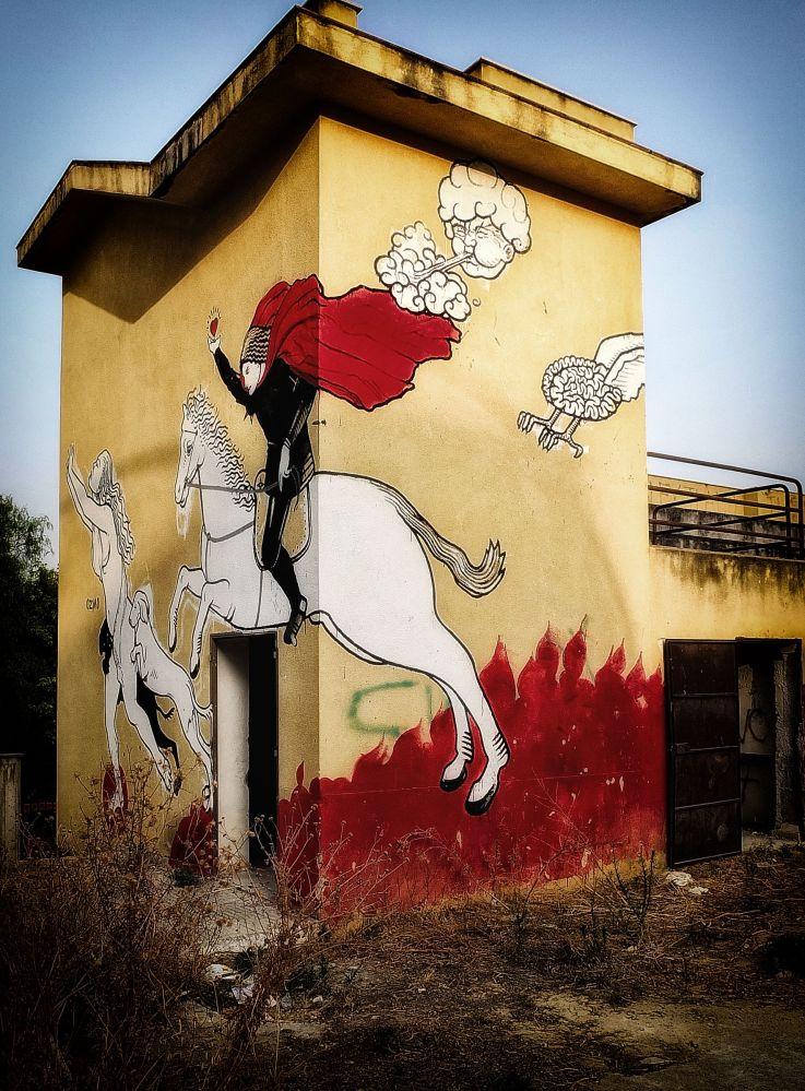 Street Art...street photography (5/6)