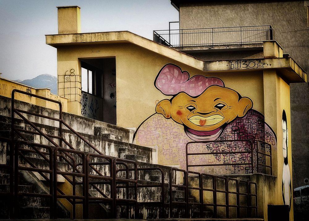 Street Art...street photography (6/6)