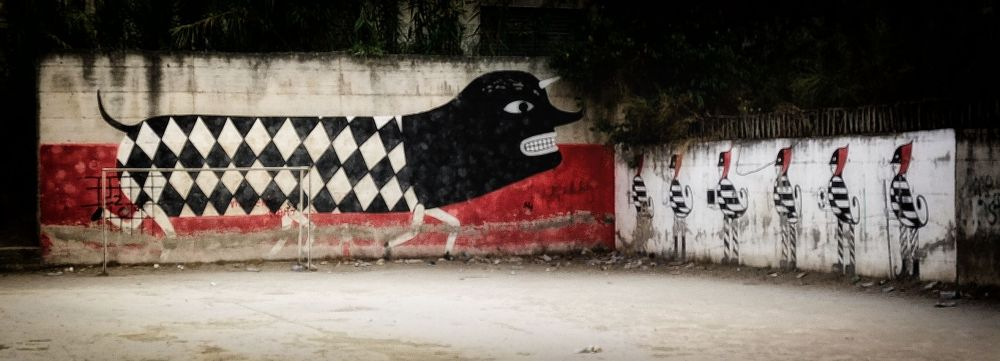 Street Art...street photography (4/6)