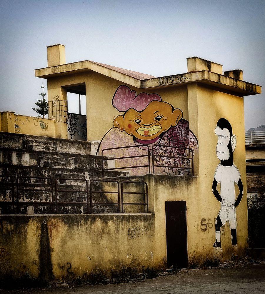 Street Art...street photography (3/6)