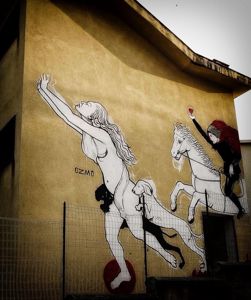 Street Art...street photography (2/6)