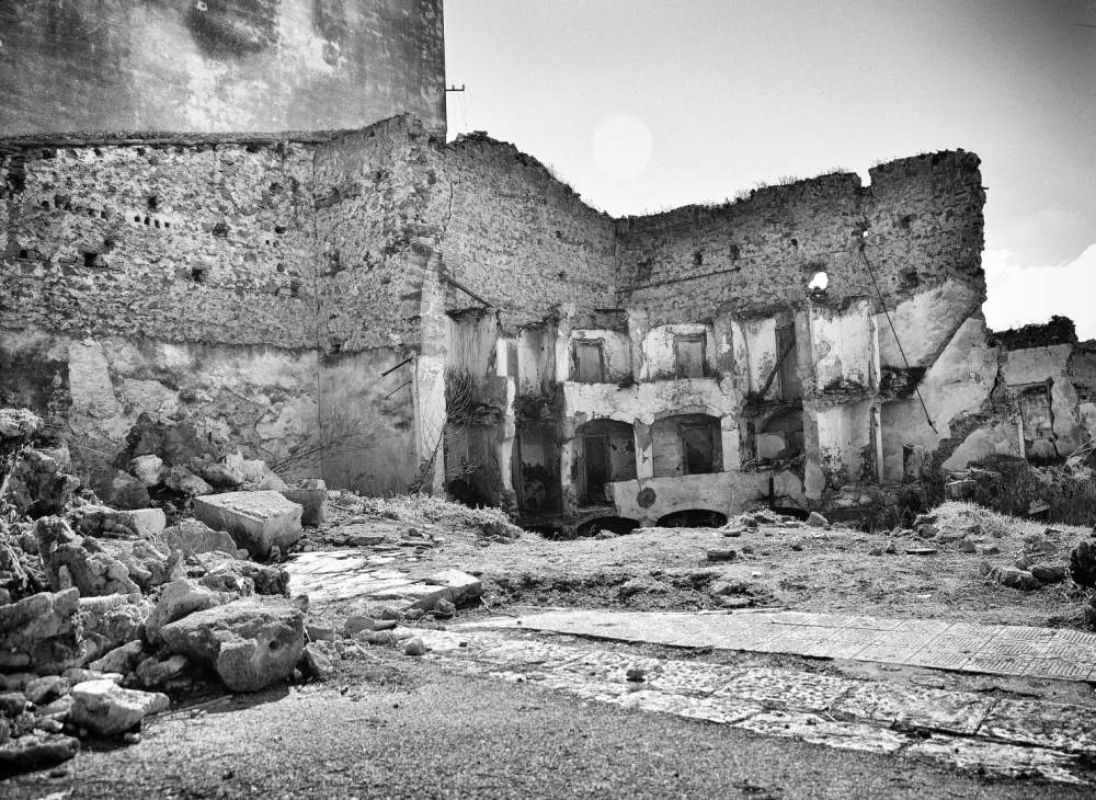 Sicilian ghost town (3/6)