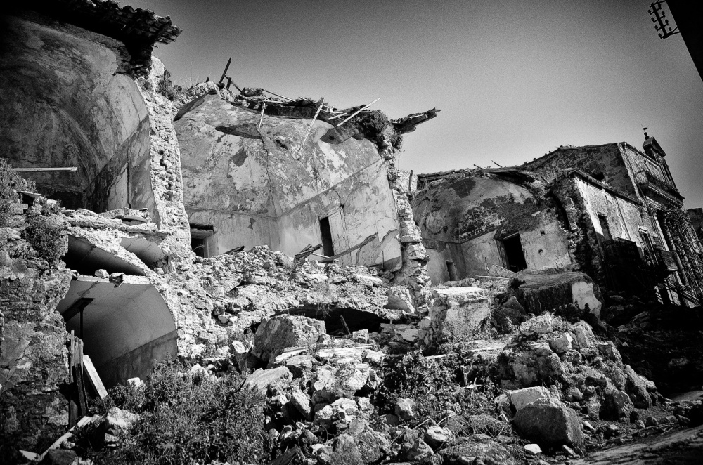 Sicilian ghost town (4/6)