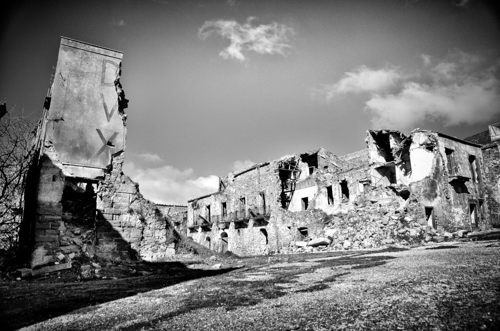 Sicilian ghost town (5/6)