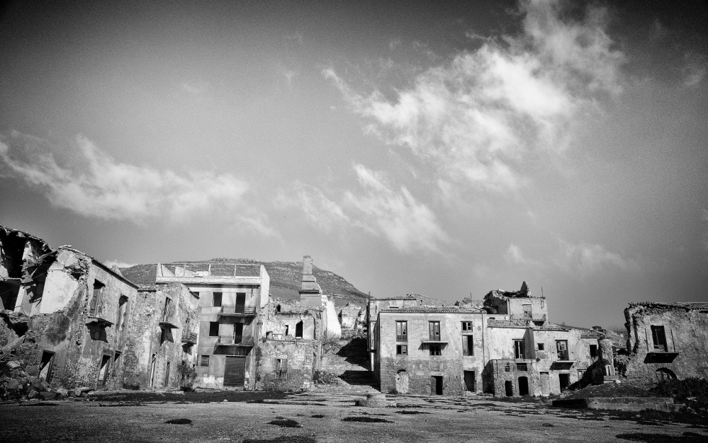 Sicilian ghost town (6/6)