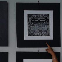 """Mostra collettiva : Projet192 – """"Madrid 11 marzo 2004"""" (in memoria delle vittime degli attentati terroristici) al Centro culturale altinate-San Gaetano (Padova) dal 18 luglio al 15 agosto e alla Fondazione San Marino Cassa di Risparmio – S.U.M.S. (Repubblica di San Marino) in programma dal 25 ottobre al 15 novembre."""
