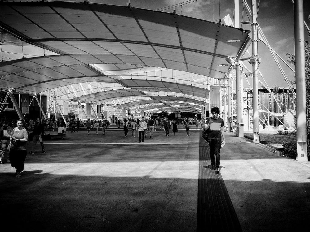 Expo Milano 2015 : nutrire il Pianeta, energia per la Vita. (1/6)