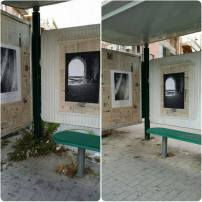 BUS YOUR STOP MY ART