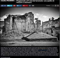 Sicilian ghost town su La Repubblica 12-05-15